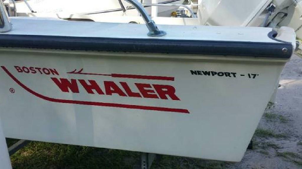 1982 Classic Boston Whaler