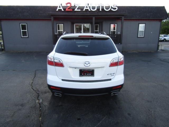 2010 Mazda CX-9 Grand Touring 4WD