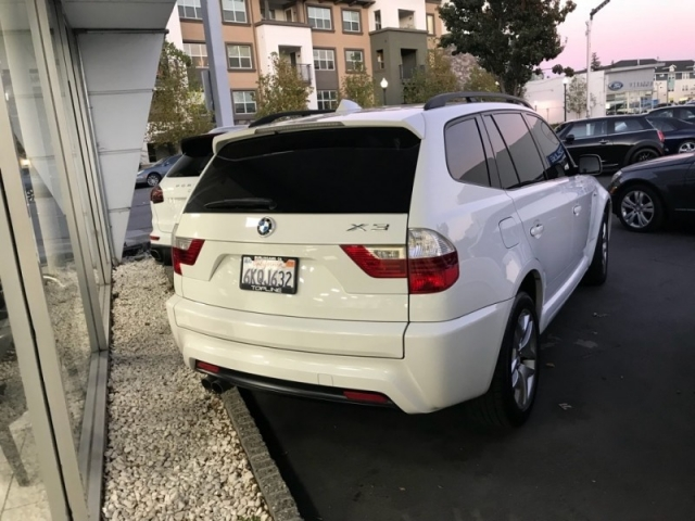 2007 BMW X3 AWD 4dr 3.0si