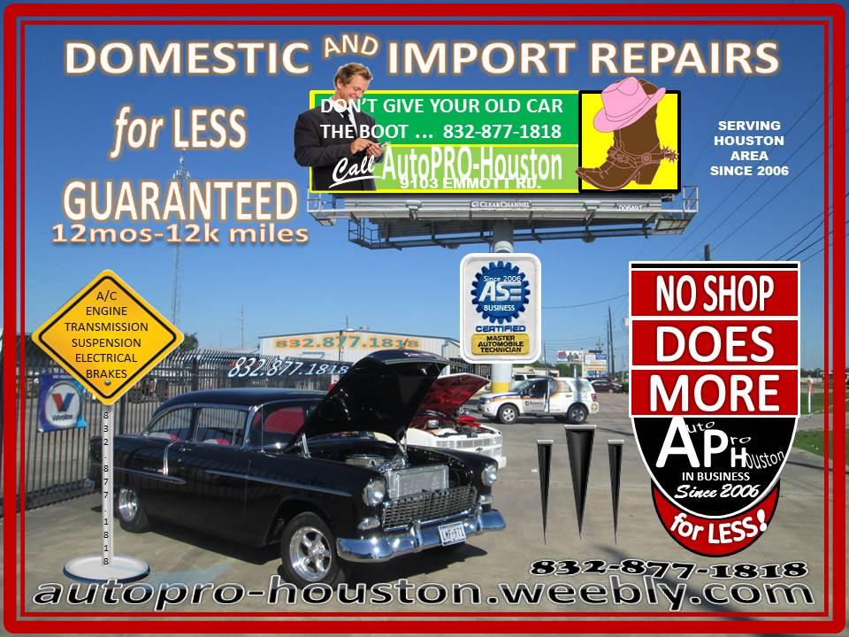 Brake | Transmission | Engine | AC | Electrical | Diagnostics and Repair
