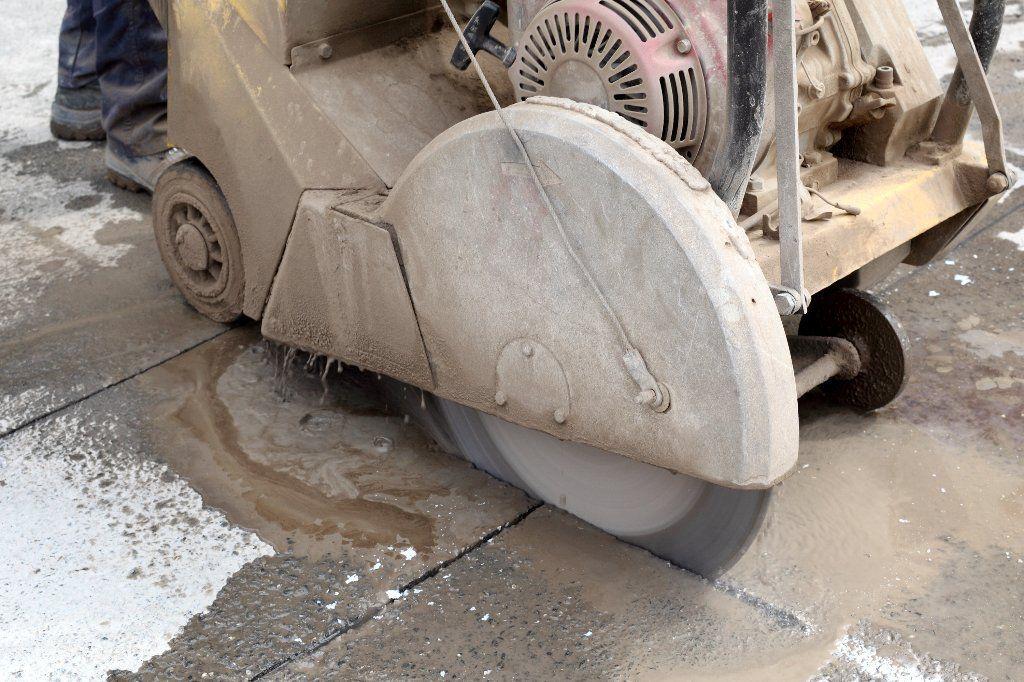 Concrete Demo / Removal / Cutting - G.C.