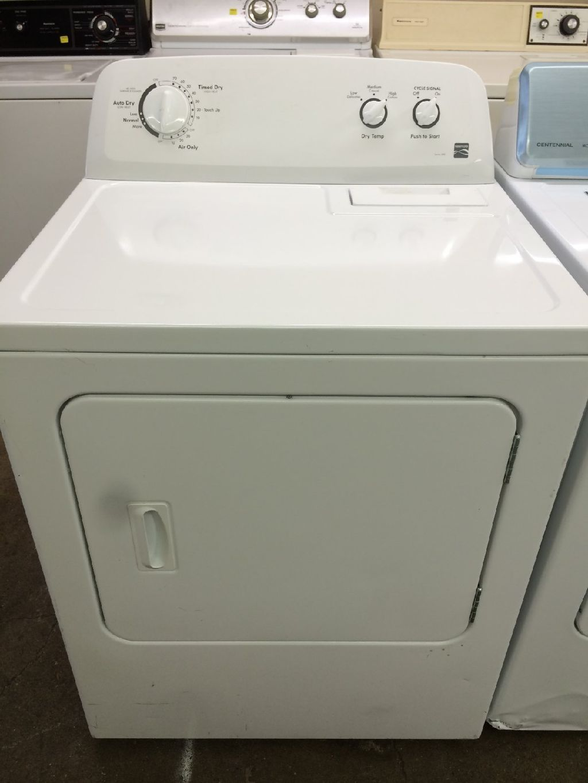 Kenmore 200 Series Electric Dryer