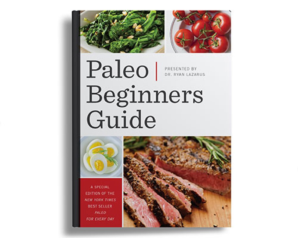 Free Paleo Diet Guide- Improve Health and Lose Weight