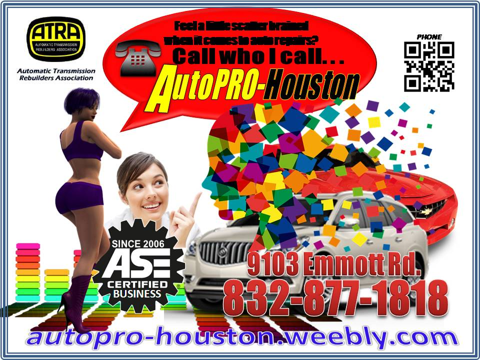 On-Site Mobile Auto Repairs from AutoPRO-Houston