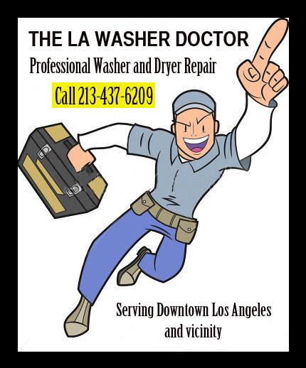 Speedy Washer and Dryer Repair!