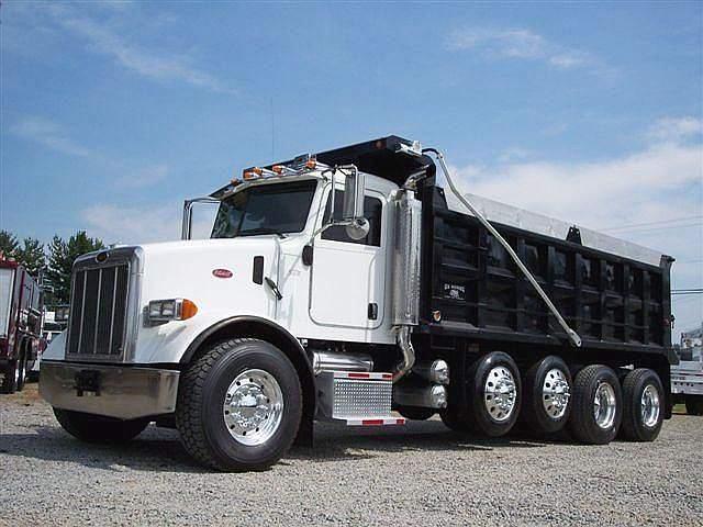 Dump truck loans - Damaged credit OK