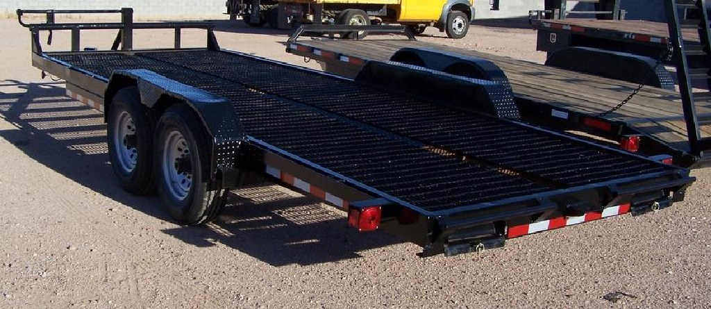 2008 Kearney Equipment Trailer