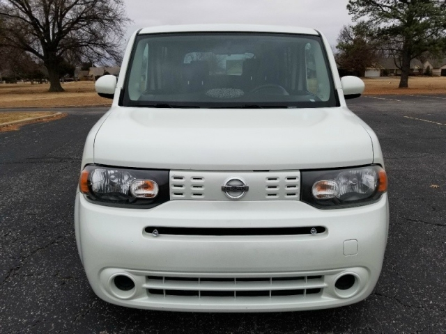 2011 Nissan cube 5dr Wgn I4 Manual 1.8 S