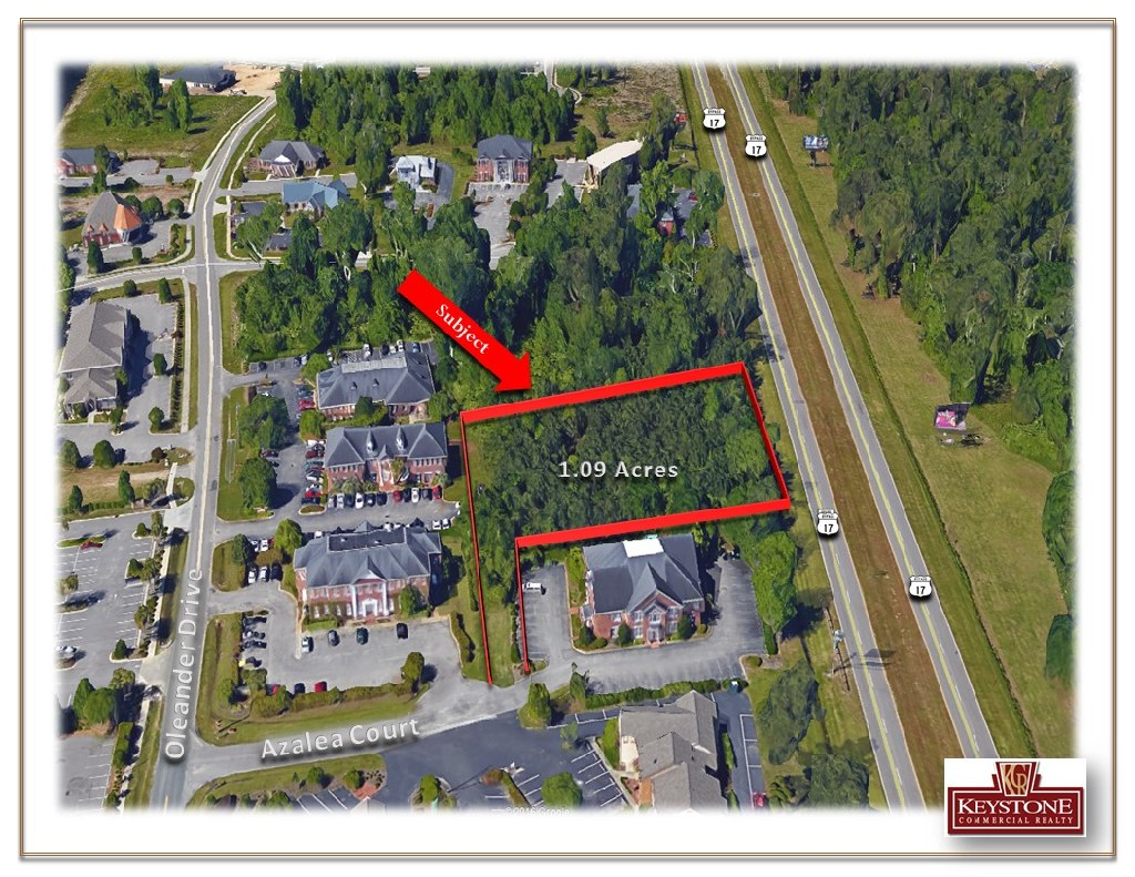Azalea Court Office Park-1.09 Acres-Land For Sale-Myrtle Beach