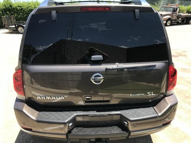 2014 Nissan Armada 2WD 4dr SV