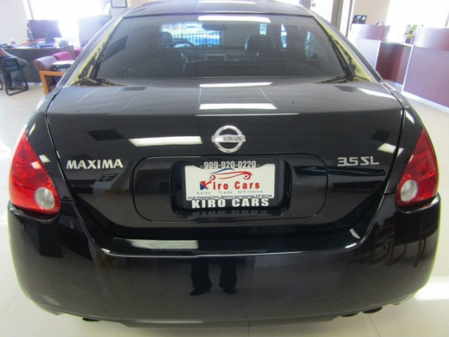 2005 Nissan Maxima 3.5 SL