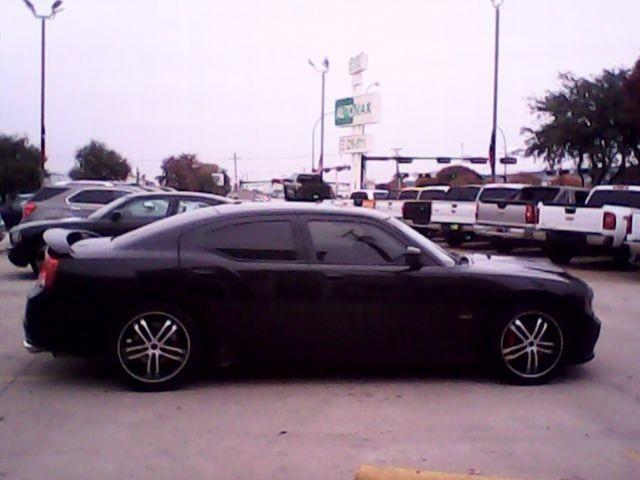 2010 Dodge Charger SRT8