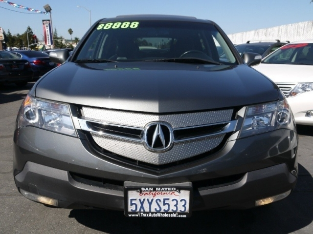 2007 Acura MDX 4WD 1-owner!