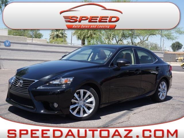2014 Lexus IS 250 4dr Sedan