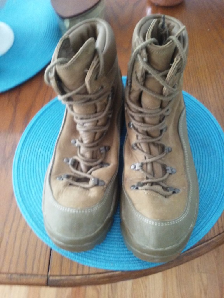 Military ARMY USMC COMBAT HIKERS BOOTS
