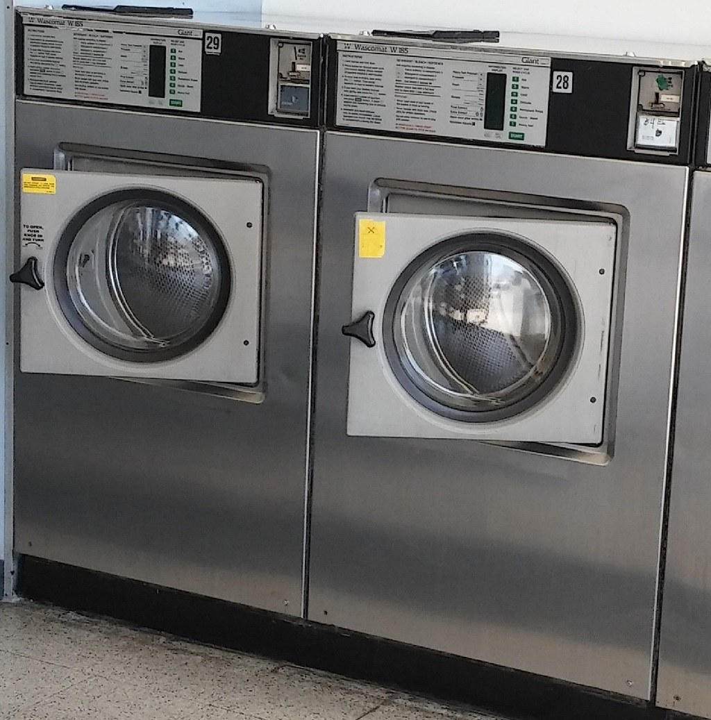 Coin Laundry Wascomat W-185 ES 3ph 50lb