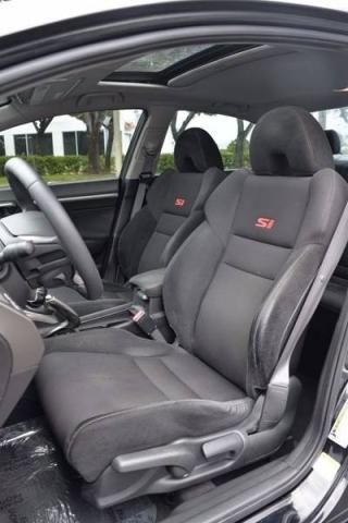 2009 Honda Civic Si 4dr Sedan
