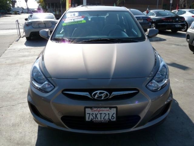 2014 Hyundai Accent 4dr Sdn Auto GLS
