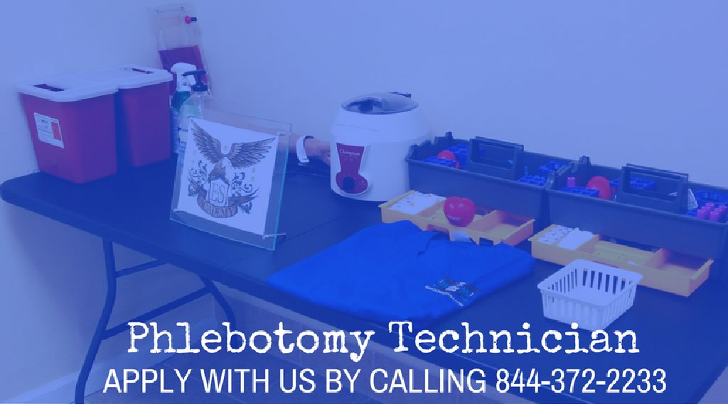 Tired of the Same Old Thing? Phlebotomy Technician Training is for You!