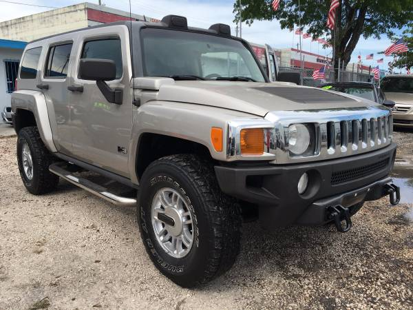 2006 HUMMER H3 CLEAN TITLE