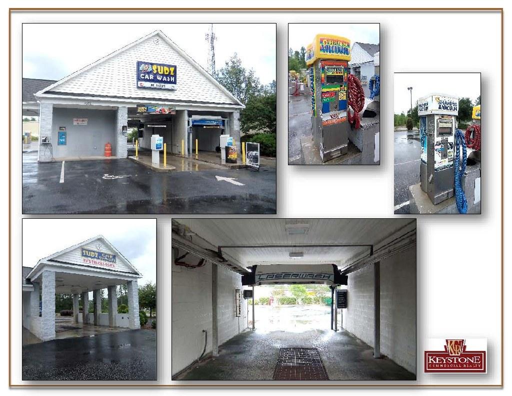 SUDZ Car Wash @ 544-Property For Sale