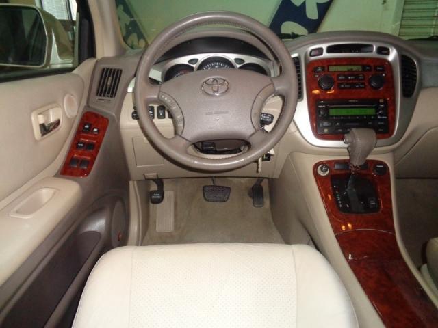2004 Toyota Highlander 4dr V6 Limited w/3rd Row (Natl)