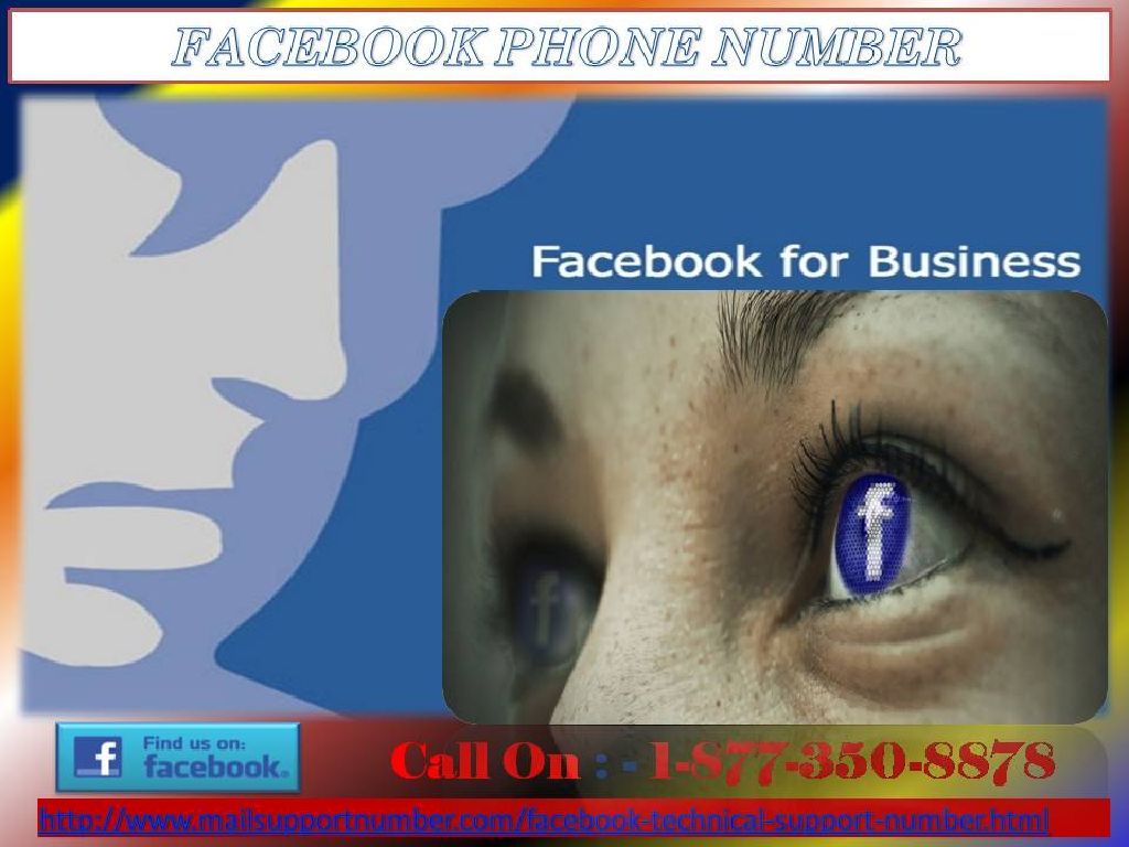 Treat All Logjams of FB by Dialling 1-877-350-8878 Facebook Phone Number