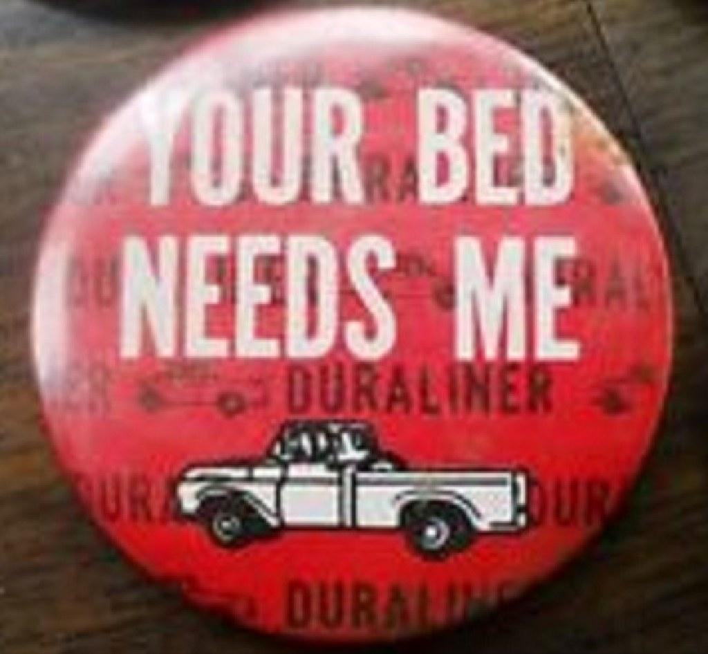 Truck bed liner from Duraliner