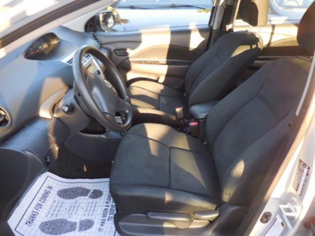 2012 Toyota Yaris Sedan 4D