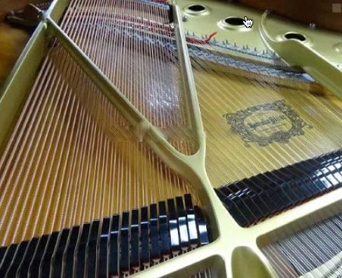 Piano Detailing - Grands and Upright - KEYARTS HOUSTON