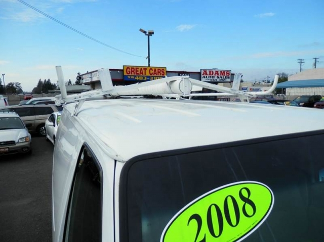 2008 Ford E-Series Cargo E 250 3dr Cargo Van