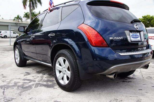 2006 Nissan Murano, SUV 4dr SL V6 2WD