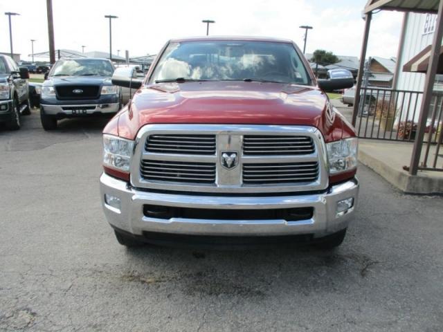 2012 DODGE 2500 CREW CAB MEGA CAB laRAMIE