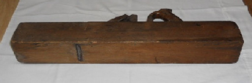 Antique Wooden Block Plane and Old Block Plane