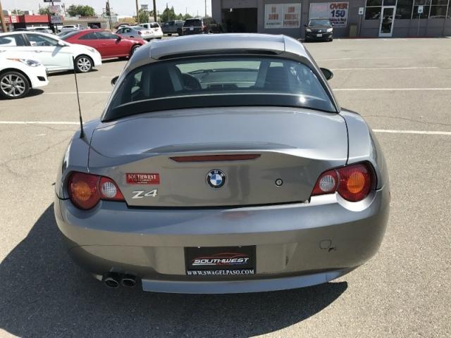 2003 BMW Z4 Z4 2dr Roadster 2.5i