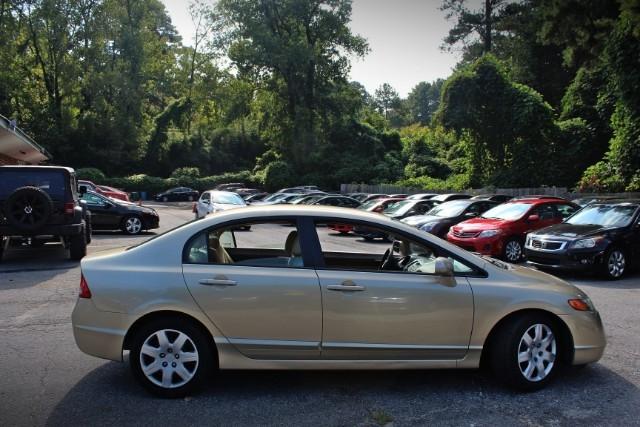 2007 Honda Civic LX Sedan AT