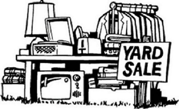 Huge Estate Garage Yard Sale
