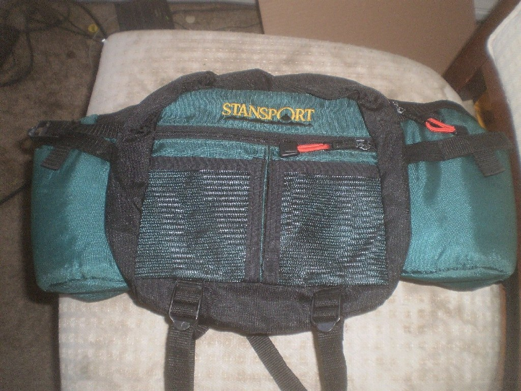 Fanny pack by Stansport--pick color