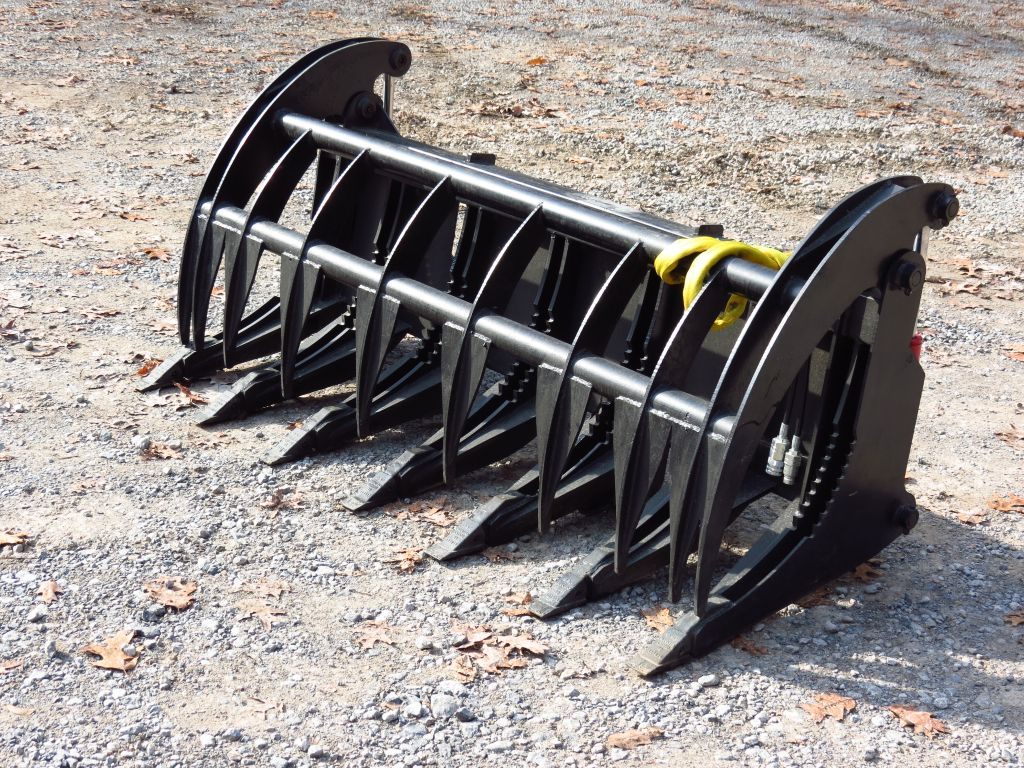 SKID STEER BUCKETS, GRAPPLE & MORE - FREE SHIPPING