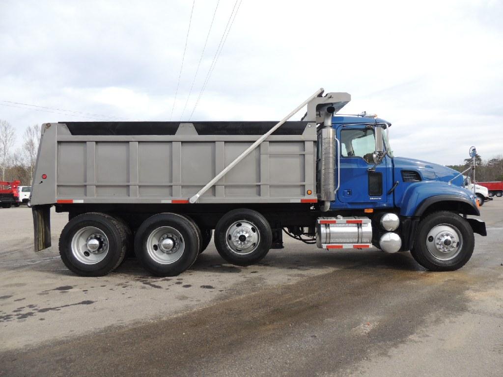 Nationwide dump truck financing