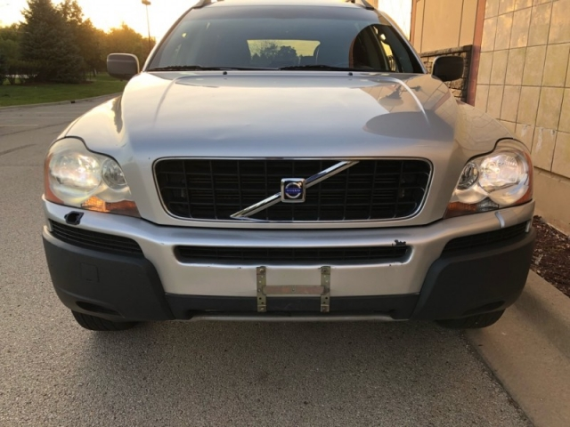2004 Volvo XC 90 4dr 2.9L Twin Turbo AWD w/3rd Row