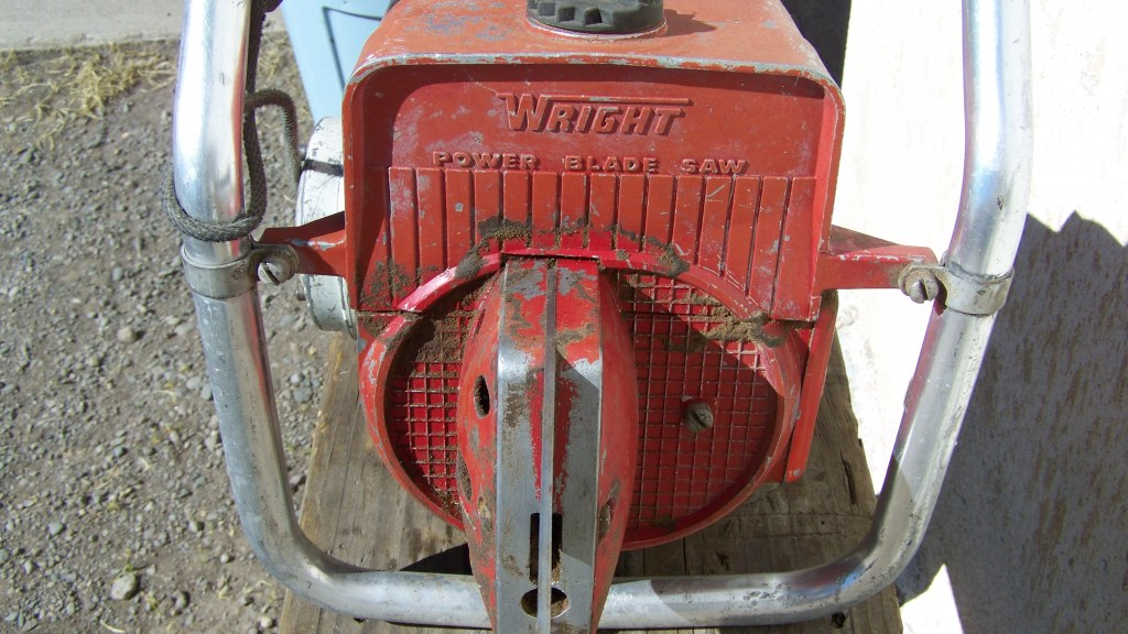 Vintage Chainsaw Collection - Very Unique Saws