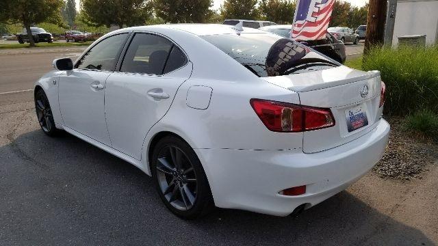 2012 Lexus IS IS 350 Sedan 4D