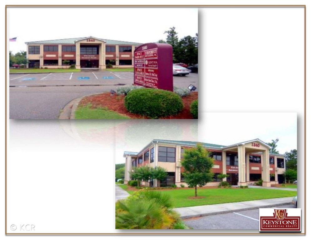 21st Ave N Commerce Ctr-4 Office Condos For Sale-Myrtle Beach