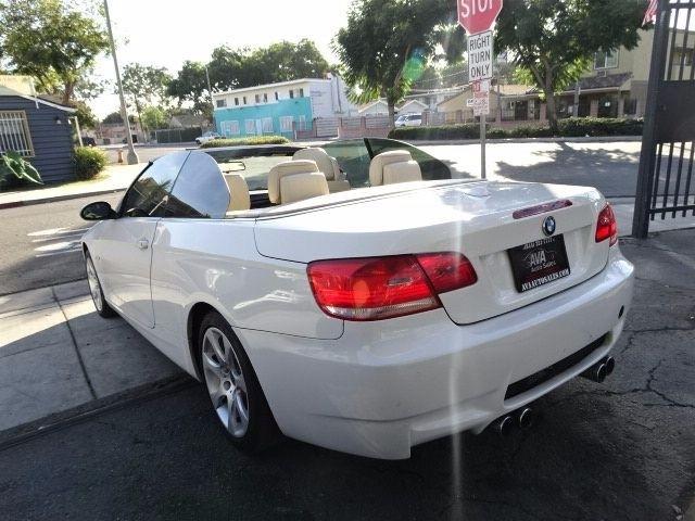 2008 BMW 3-Series 2dr Conv 335i