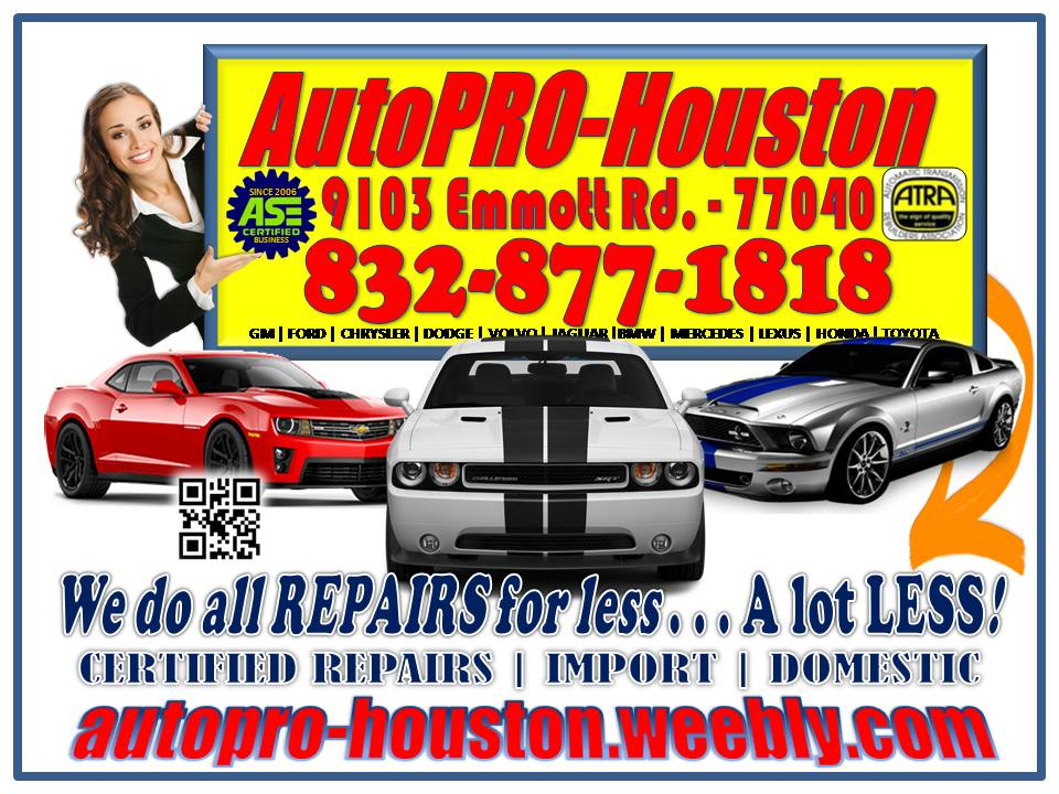 Auto Transmission | Engine | Brake | Electrical Diagnostics and Repair