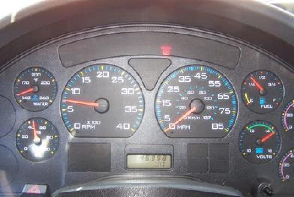 2005 International 4300 Bucket Truck 42K Miles !!!
