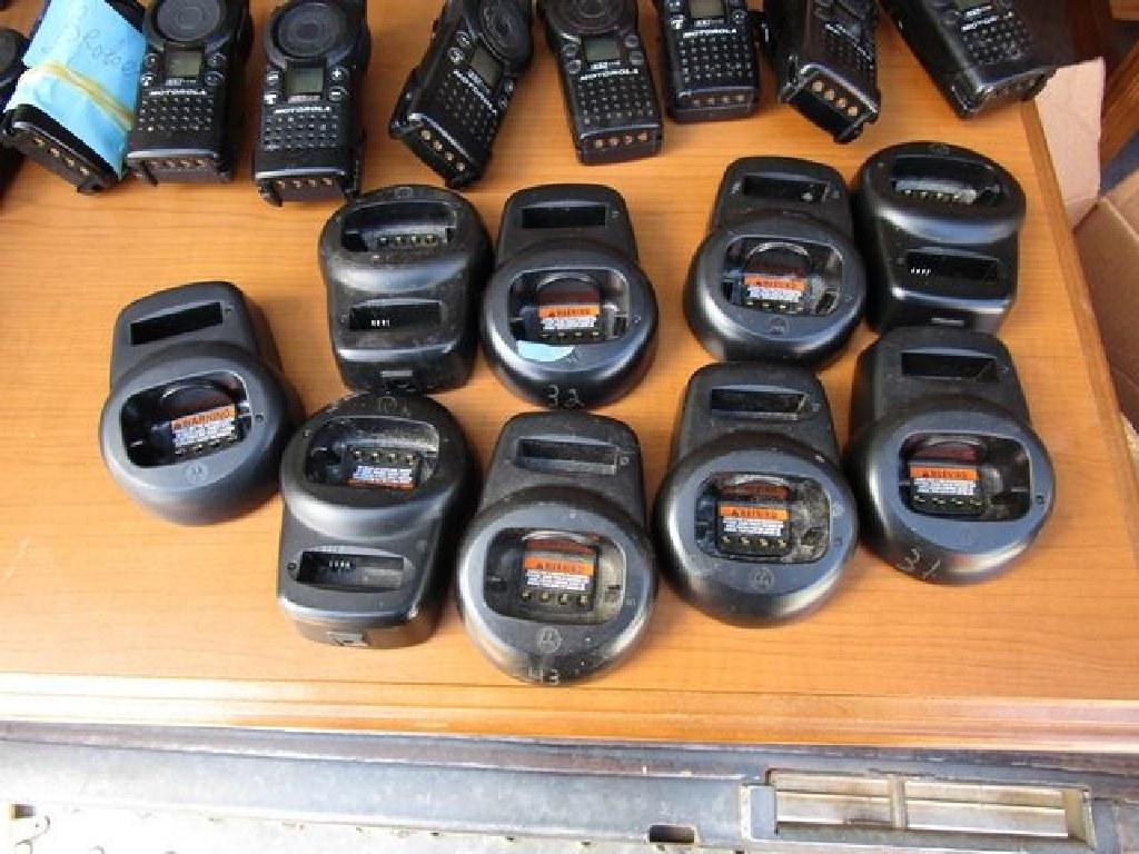 Lot of (22) Motorola Two-Way Radios RTR#7063022-01