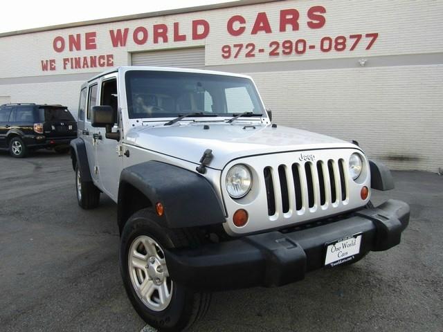 wrangler used custom info dallas jeep