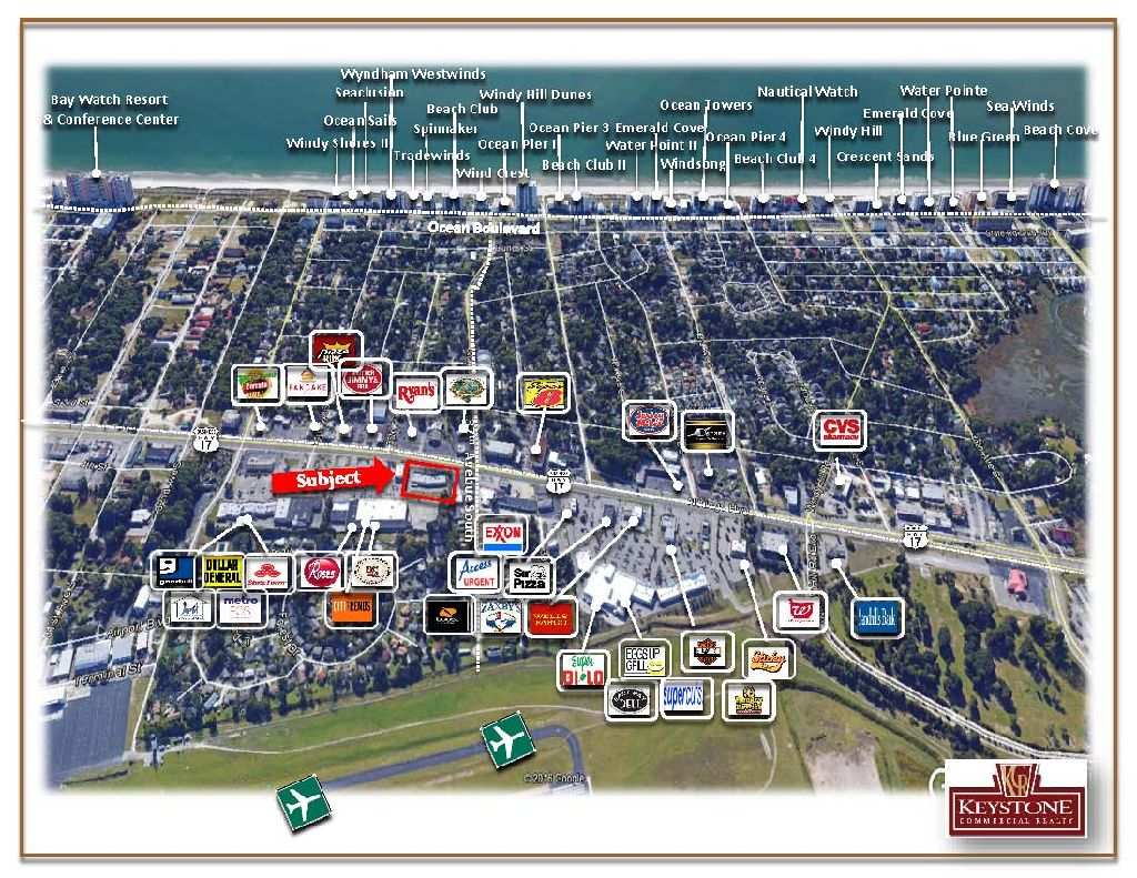 Sand Dunes Retail Center-Unit #3604-8,760 SF-Retail/Office Space for Lease